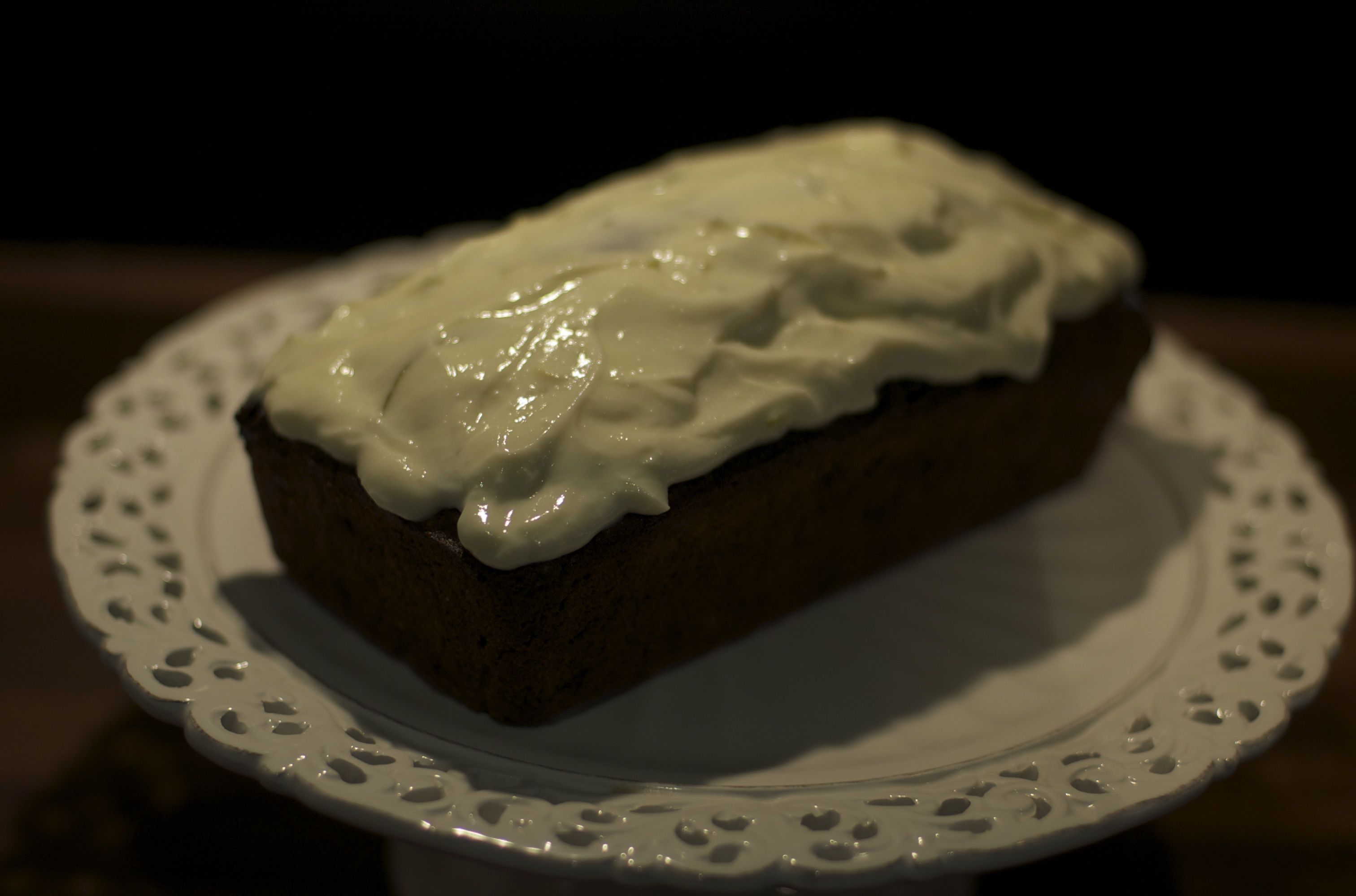 Courgette And Lime Cake M S